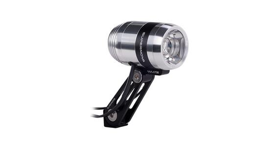 Supernova E3 Pro 2 Dynamo rowerowe srebrny